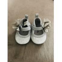 Lindo sapatinho de festa para bebê prateado! - 13 - Koala Baby