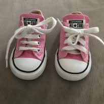 All Star Converse Rosa Cano baixo - 18 - ALL STAR - Converse
