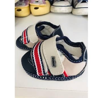Kit 3 sapatos de menino Bebê - 13 - Klin e Alô bebê