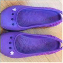 Linda Sapatilha Crocs - 30 - Crocs