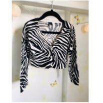 Bolero de Zebra GAPUma lindeza! - 4 anos - Baby Gap