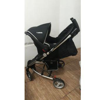 Carrinho de bebe e bebe conforto kiddo - Sem faixa etaria - kiddo