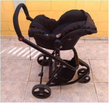 Carrinho de bebê Safety First Mobi - Sem faixa etaria - Safety 1st