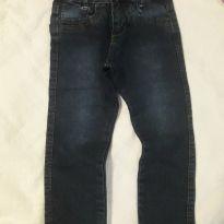 Calça  jeans  tamanho 3 - 3 anos - paparrel
