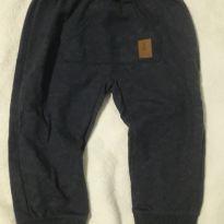 Calça  moleton tamanho 1 - 1 ano - Tex