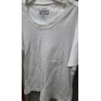 camiseta basica brooksfield 2 - 2 anos - Brooksfield Júnior