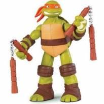 boneco tartaruga ninja michelangelo original -  - multi kids