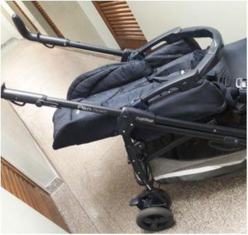 carrinho para bebe peg perego - Sem faixa etaria - Peg Pérego