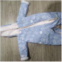 Macacão forrado - 0 a 3 meses - Pinoti Baby