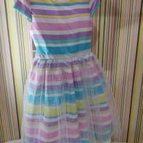 Vestido Importado EUA _6T - 6 anos - Nannete Girl