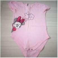 Body Minnie - 12 a 18 meses - Baby Club