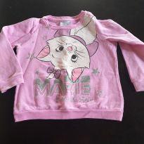Blusa de Moleton Marie - 2 anos - Riachuelo