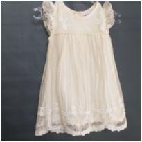 Vestido Maravilhoso - 3 a 6 meses - Teddy Boom