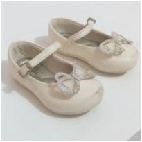 Sapato Laço - 20 - Pampili
