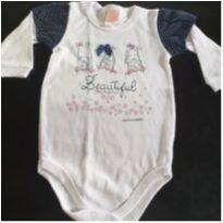 Body beautiful - 9 a 12 meses - Bicho Molhado
