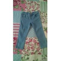 calça jeans com elastano zara baby 3 anos - 3 anos - Zara Baby
