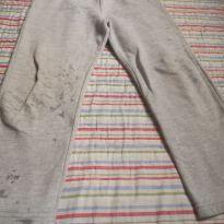 Calça de moleton cinza 4 kyly - 4 anos - Kyly