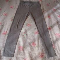 Legging cinza tamanho 5 pouco uso - 4 anos - Decathlon