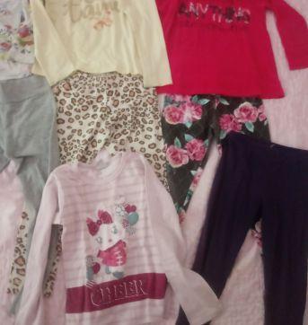 Lote de roupas para menina 4 anos outono - 4 anos - Baby Gap