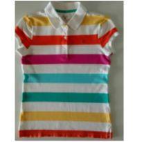 Camisa Tommy Hilfiger - 10 anos - Tommy Hilfiger