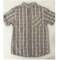 Camisa Zara - 8 anos - Zara