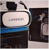 Óculos de realidade virtual warrior -  - multilaser