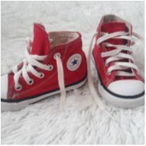 Tênis all Star - cor vermelho lindo! - 19 - ALL STAR - Converse