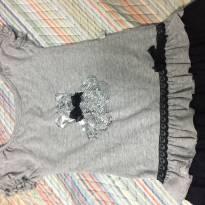 blusinha Bete bebê - ideal  para usar com leggings - 18 a 24 meses - Beth Bebê