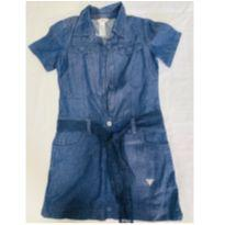 vestido jeans - Guess - 6 anos - Guess