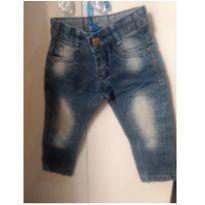 Calça jeans super estilosa - 2 anos - Bob Bandeira