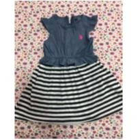 Vestido ralfh Lauren infantil 4 anos - 4 anos - Ralph Lauren