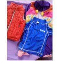 kit colete, fantasia e blusa de banho - 9 a 12 meses - Genuine Kids  OshKosh e EPK