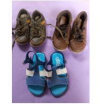 kit Sapatinho - 23 - Fun Shoes e Klin