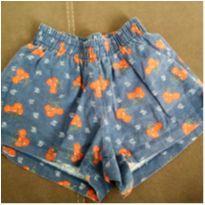 Short cerejinha - doaçao - 4 anos - 1 calça é Mini Kids