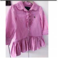 Vestido Ralph Lauren - 12 a 18 meses - Ralph Lauren