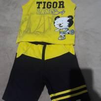 Conjunto Tigor - 1 ano - Tigor Baby