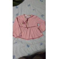 Blusinha Lilica Baby tamanho 2 - 2 anos - Lilica Ripilica Baby