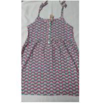 Vestido fresquinho - tamanho 4 - 4 anos - T & k