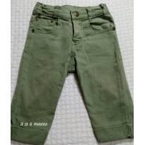 Calça Jeans Menino Pull ga - 3 a 6 meses - Pull ga