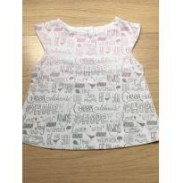 Blusinha You - 0 a 3 meses - YOU