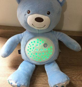 Bebê Urso Projetor Chicco - Sem faixa etaria - Chicco