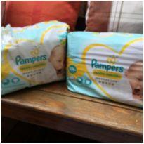 Fraldas Pampers Premium -  - PAMPERS