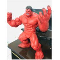 Hulk Vermelho -  - Mattel