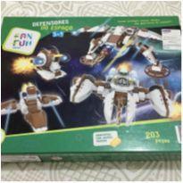 Blocos de Montar Defensores do espaço -  - Lego similar e Marca não registrada