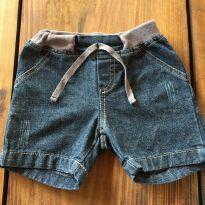 Bermuda Jeans - 1 ano - Ding Dang