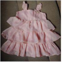 Vestido Rose Lilica Ripilica - 18 a 24 meses - Lilica Ripilica