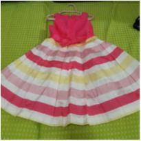 Vestido festa Petit - 24 a 36 meses - Petit Cherie