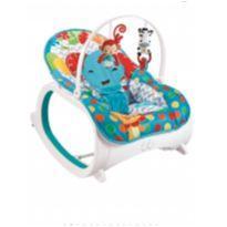 Cadeira de Descanso Musical com Móbiles e Balanço Color Baby -Azul -  - Color baby