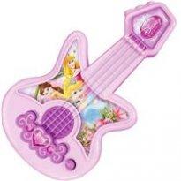 Guitarra princesas - Sem faixa etaria - yellow