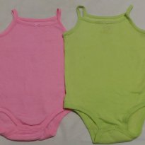 2 bodys kit - 18 meses - Carter`s